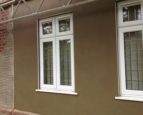 traditional rendering otley