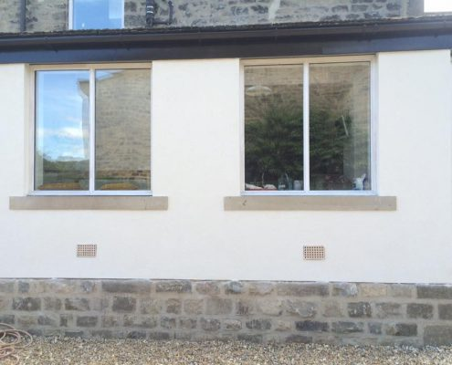 silicone rendering ilkley