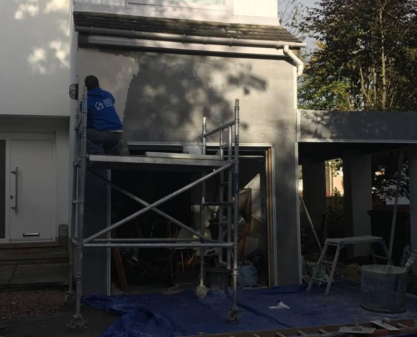 Krend & insulation, fascia and gutters in Guiseley